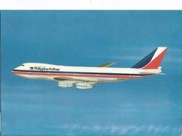 CP AVION BOEING 747 PHILIPPINE AIR LINES ISSUE - 1946-....: Modern Era