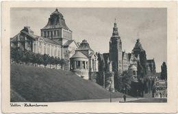 AK 1943 STETTIN SZCZECIN POMMERN POLEN HAKENTERRASSE - Pommern