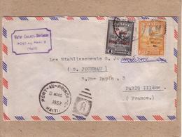 HAÏTI - LETTRE DE MR VICTOR COMEAU MONTASSE , AU DEPART DE PORT AU PRINCE , AVEC RECOMMANDE LE 5 MARS 1952 - Haïti