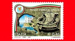 Nuovo - MNH - ITALIA - 2005 - Regioni D'Italia - Friuli Venezia Giulia - 0,45 - 6. 1946-.. República