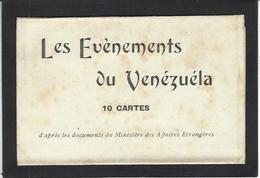 Pochette Vénézuela Les événements En Rapport Avec Le Chemin De Fer Allemand De Valencia à Vittoria - Venezuela