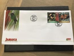 Jamaica - Postfris / MNH - FDC 50 Jaar Relatie Met Mexico 2016 - Jamaique (1962-...)