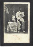 CPA Comores Type Non Circulé Anjouan - Comores