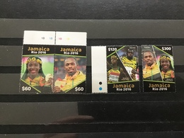 Jamaica - Postfris / MNH - Complete Set Olympische Spelen Rio 2016 - Jamaique (1962-...)