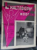 """Revue Mensuel - L'haltérophile Moderne N 251 - Fév 1969 """"fédération Française"""" - Deportes"""