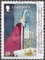 Guernesey - Noël - Oblitéré - Guernesey