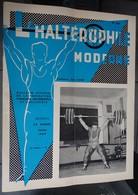 """Revue Mensuel - L'haltérophile Moderne N 250 - Janv 1969 """"fédération Française"""" - Deportes"""