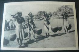 ORIGINAL NEW  OLD  POSTALCARD OF PEOPLE CUNAMI IN ERITREA /.AUTENTICA CARTOLINA  DELLA COLONIA ERITREA - Erythrée