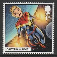 GB 2019 Marvel Comics 1st Multicoloured SW 4024 ** MNH - 1952-.... (Elisabeth II.)
