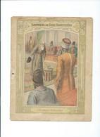 PERSE IRAN HAMADAN L'Académie Silencieuse Protège-cahier Couverture Moyen RRR  225 X 170  3 Scans Godchaux - Protège-cahiers
