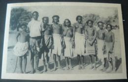ERITREA : ORIGINAL NEW POSTCARD OF PEOPLE OF  SUZENA' // BELLISSIMA FOTOGRAFIA D' INSIEME POPOLO SUZENA' - Eritrea