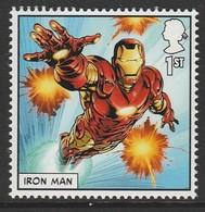 GB 2019 Marvel Comics 1st Multicoloured SW 4029 ** MNH - 1952-.... (Elisabeth II.)