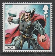 GB 2019 Marvel Comics 1st Multicoloured SW 4032 ** MNH - 1952-.... (Elisabeth II.)