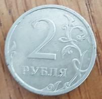 Russia 2 Rub. 2008 - Rusia