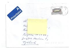 Timbre Danemark Sur Enveloppe 1994 - Danemark