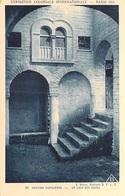 TUNISIE Section Tunisienne Un Coin Des Souks  (Valensi  Arch)  Exposition Coloniale Internationale Paris 1931 - Algérie