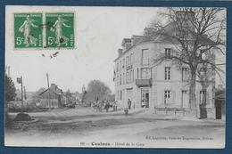 CAULNES - Hôtel De La Gare - France