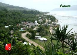 Futuna Island Aerial View New Postcard - Wallis-Et-Futuna