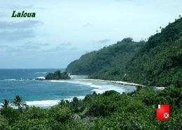 Futuna Island Laloua New Postcard - Wallis E Futuna