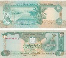 UAE / United Arab Emirates - 10 Dirhams 2004 UNC Pick 20c Lemberg-Zp - United Arab Emirates