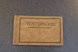 Waterschei   Pk Cpa  12 Pk Uitgave Velser Schilder Waterschei Zeldzaam - Genk