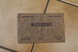 Waterschei   Pk Cpa 9 Pk Uitgave  Serie 1 Nels - Genk