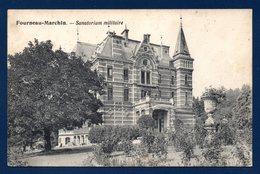 Fourneau - Marchin. Sanatorium Militaire. Franchise Sanatorium Marchin. 1923 - Marchin