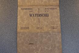 Waterschei   Pk Cpa 9 Pk Uitgave  Serie 2 Nels - Genk