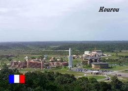 French Guiana Kourou Aerial View Ariane 5 Guyane New Postcard - Andere