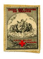 France : Union Des Femmes De France /fragment - Commemorative Labels
