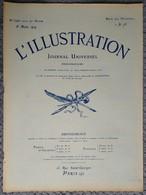 L'Illustration 3966 8 Mars 1919 Marie De Roumanie/Ugine/Voiture à Chien Attelage/Pologne/Esthonie/Chelles/Alsace/Sarre - L'Illustration
