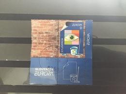 Slovenië / Slovenia - Europa, Affichekunst (D) 2003 - Slovenië