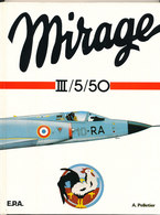 MIRAGE III/5/50 - Books