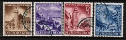 GERMANY  Scott # B 194-7  VF USED (Stamp Scan # 473) - Used Stamps