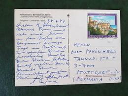 (27193) STORIA POSTALE ITALIA 1987 - 1946-.. République