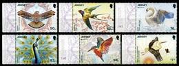 2019 Jersey, Europa, CEPT, Fauna, National Birds, 6 Stamps, MNH - Birds