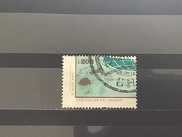Chili / Chile - Eerste Vlucht LAN (200) 1974 - Chili