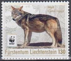 Lichtenstein 2017 (MNH) - Wolf (Canis Lupus) - Chiens