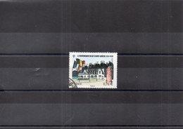 4933 Le Gouvernement Belge à Sainte-Adresse (1914-1918) Oblitération Ronde 2015 - France