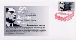 MESSICO - MEXICO - FDC 1997  -  EDICION OBRA De AGUSTIN YANEZ - Messico
