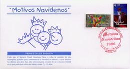 MESSICO - MEXICO - FDC 1996  -  CHRISTMAS  NAVIDAD - Messico