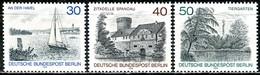 Berlin - Mi 529 / 531 - ** Postfrisch (E) -  Berlin-Ansichten I - Unused Stamps