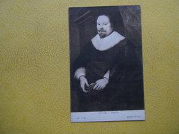 LILLE. Le Musée. Un Portrait Par De Vos. - Lille
