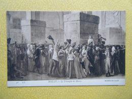 LILLE. Le Musée. Le Triomphe De Marat Par Boilly. - Lille