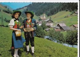 AM26 Tiroler Trachten, Trachten Aus Dem Sellraintal - Costumes