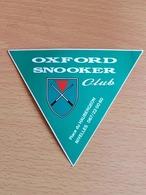 Nivelles Oxford Snooker Club - Billiards