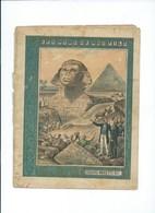 EDOUARD Mariette-Bey Egypte Sphinx Les Noms De Nos Fils Moyen Protège-cahier Couverture   225 X 170  3 Scans  Châtelles - Protège-cahiers