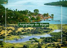Bissagos Islands Guinea-Bissau Bijagós New Postcard - Guinea-Bissau