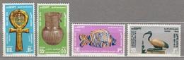 EGYPT 1975 Art MNH(**) Mi 652-655 #23860 - Égypte
