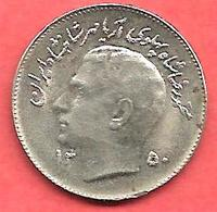 1 Rial , IRAN , Cupro-Nickel , SH 1350 , N° KM # 1183 , Y # 152 - Iran